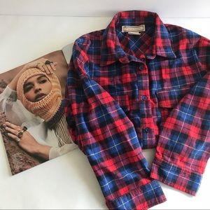 Flying Tomato Flannel